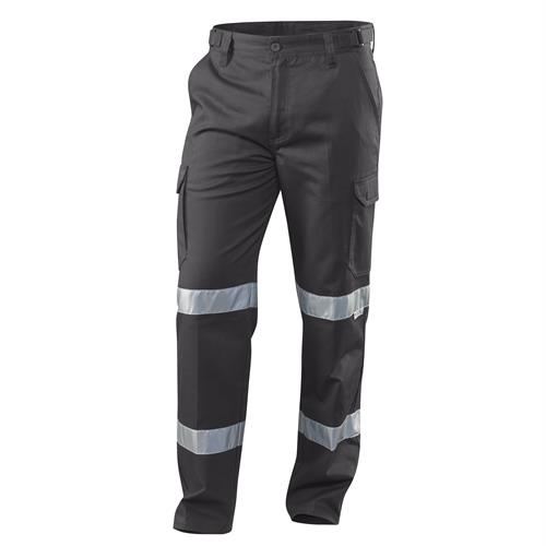 Drill Cargo Work Pants with Biomotional 3M Tape