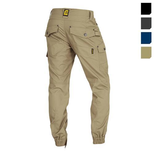 Combat Cargo Stove Pipe Pants Khaki 015108f0a9d
