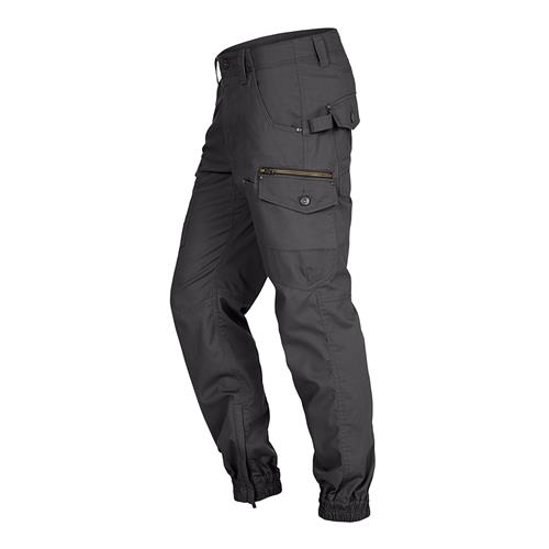 Combat Cargo Stove Pipe Pants Charcoal