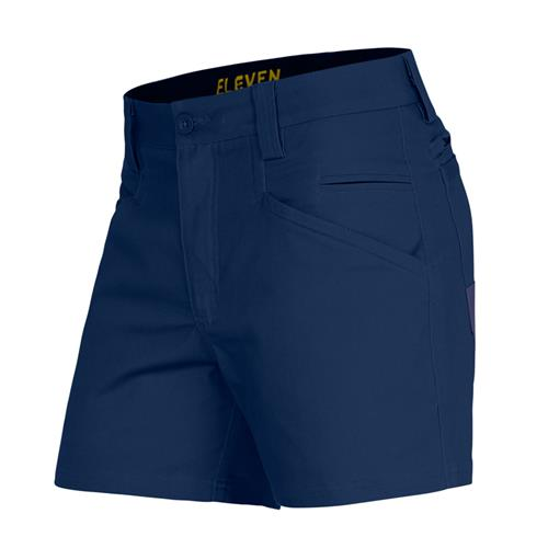 E1210 NAVY 4 Inch Chizeled Short