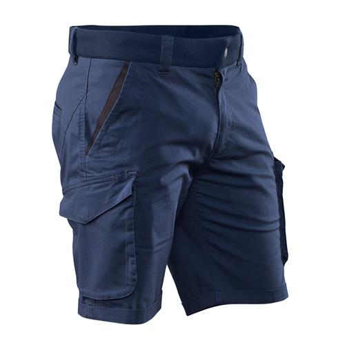 Super Easy Cargo Work Shorts - Navy