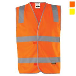 Day/Night Visibility Safety Vest