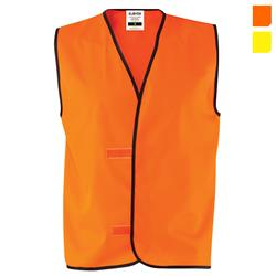 Day Visibility Safety Vest