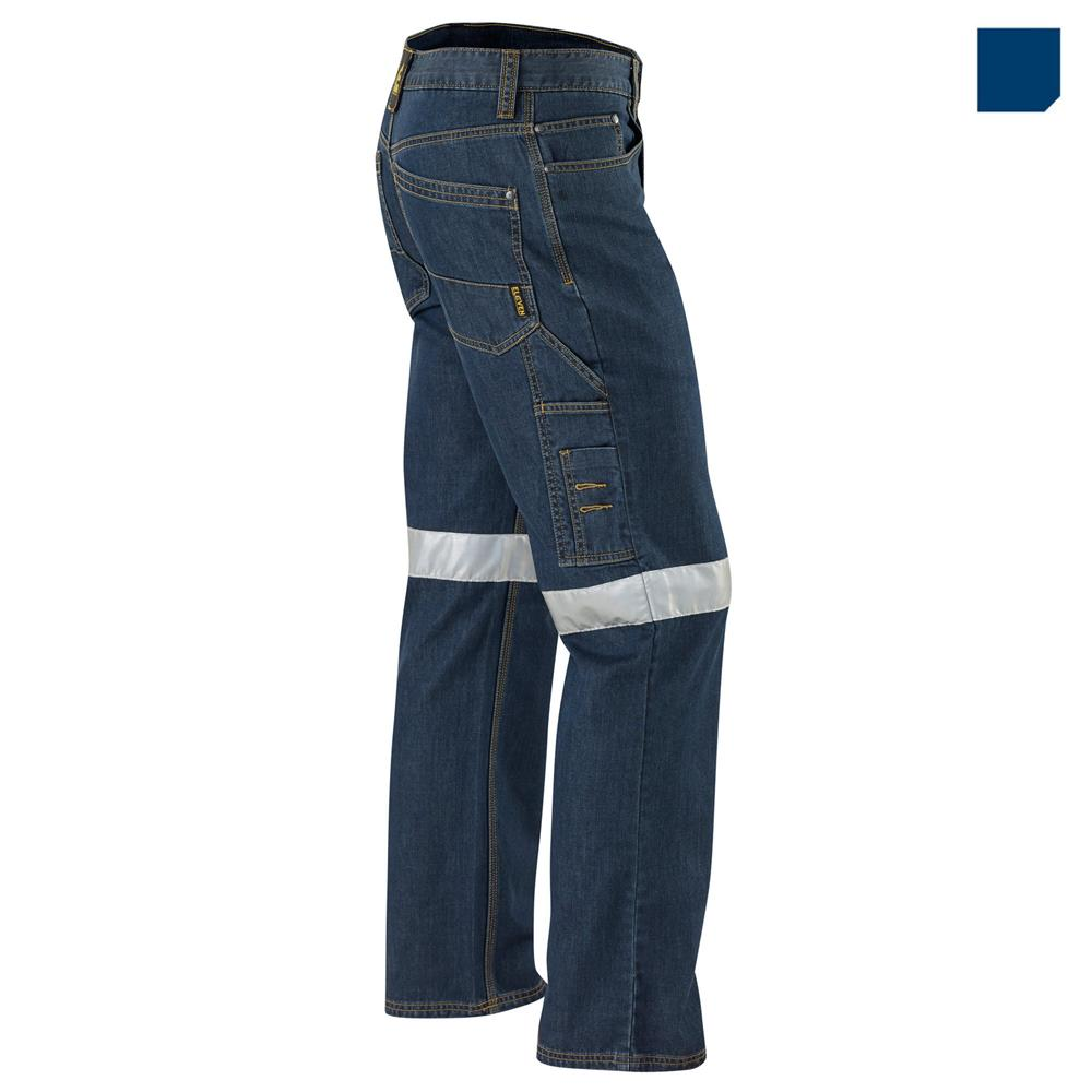 E1140T Work Jean with 3M Tape