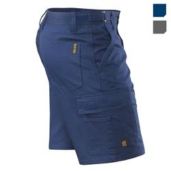 Drill Cargo Navy Work Short