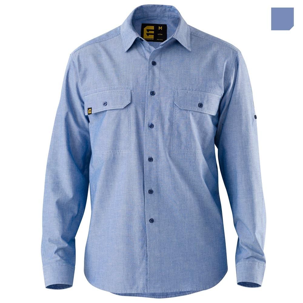 E1330 Evolution Chambray Shirt