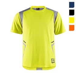 AeroCool Fluro Yellow T-shirt