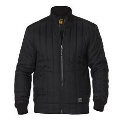 The Vertical Quilted Jacket