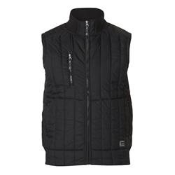 The Vertical Quilted Vest