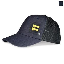 ELEVEN Workwear Curved Peak Trucker Cap