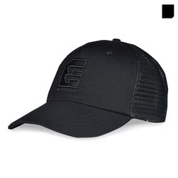 ELEVEN Workwear Black Trucker Cap